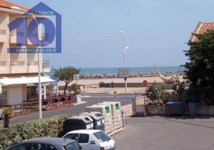 en location saisonnière Appartement Valras Plage   Réf 34065716 - Agence dix immobilier