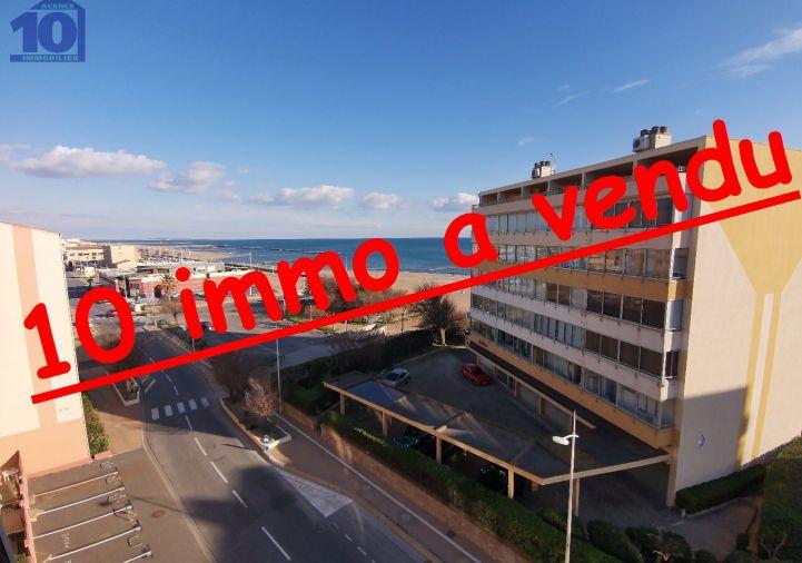 A vendre Appartement en marina Valras Plage | Réf 34065839 - Agence dix immobilier