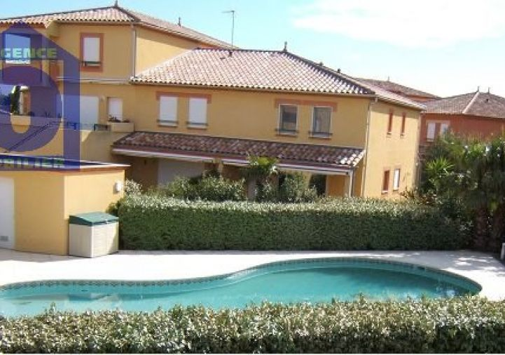 en location saisonnière Maison en résidence Valras Plage | Réf 34065952 - Agence dix immobilier