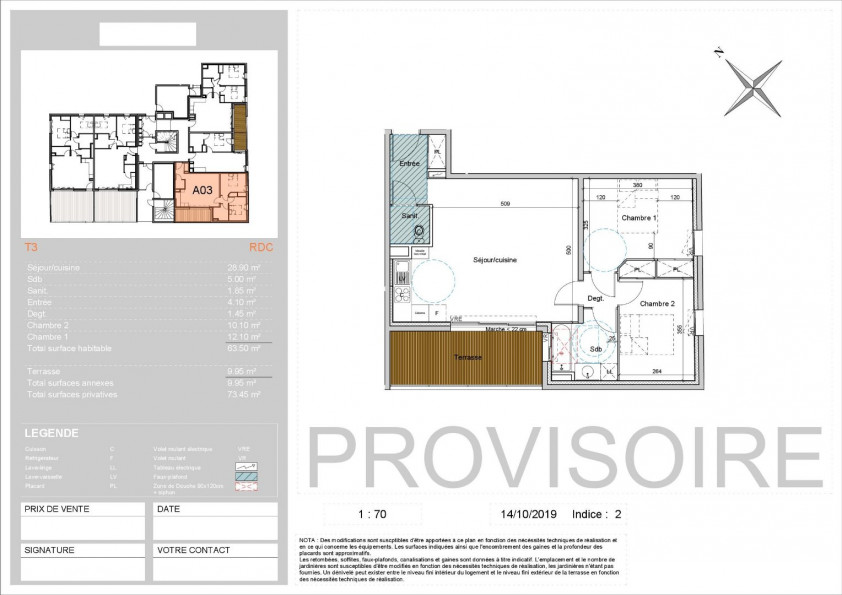 A vendre  Montpellier | Réf 340692865 - Aviso immobilier