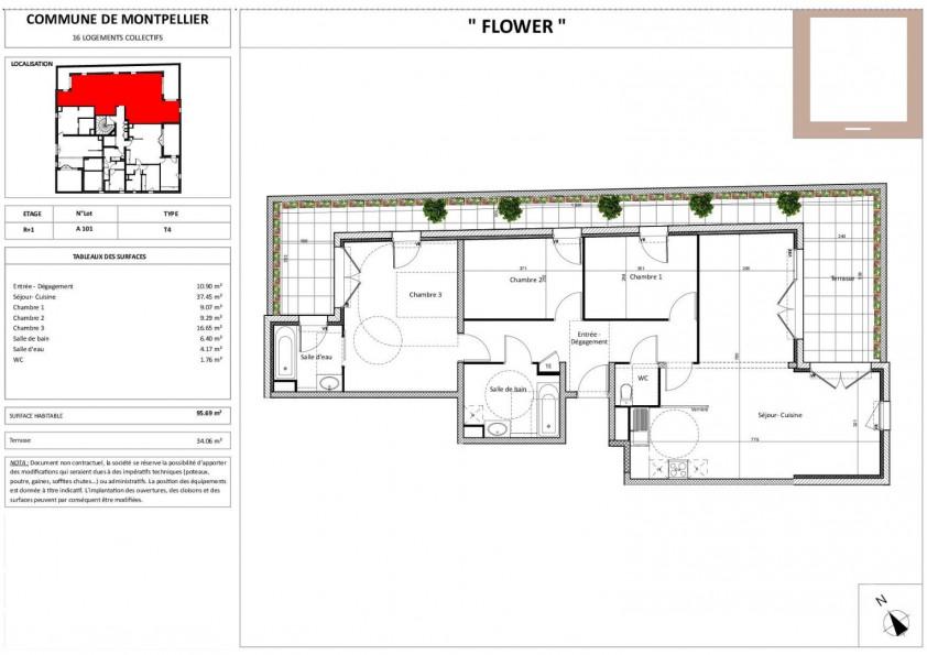 A vendre Montpellier 340692895 Aviso immobilier