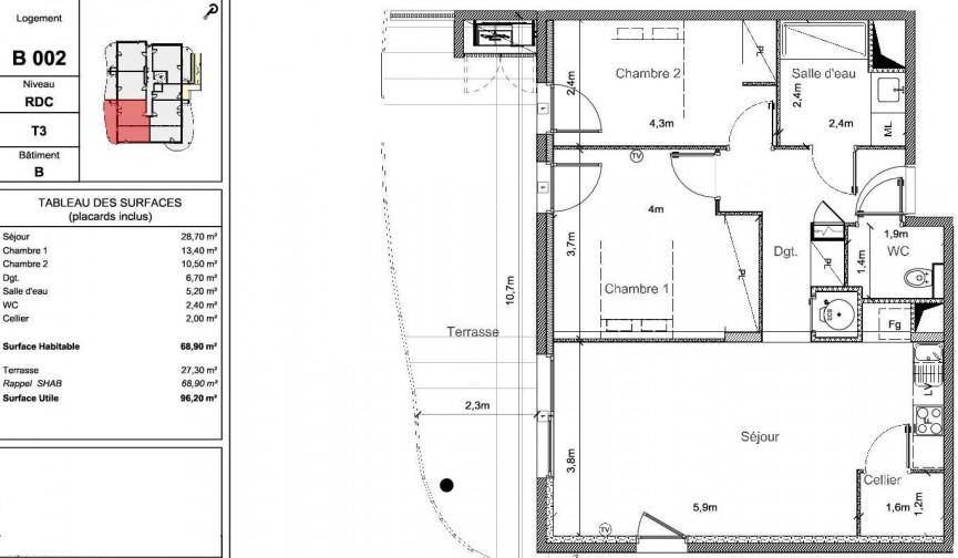 A vendre  Serignan | Réf 340692945 - Aviso immobilier