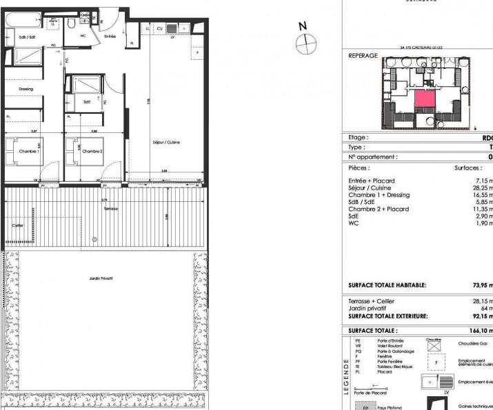 A vendre  Castelnau Le Lez | Réf 340693047 - Aviso immobilier