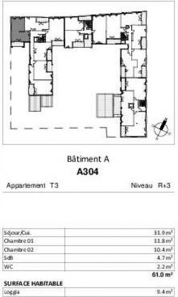 A vendre  Montpellier   Réf 340693067 - Aviso immobilier