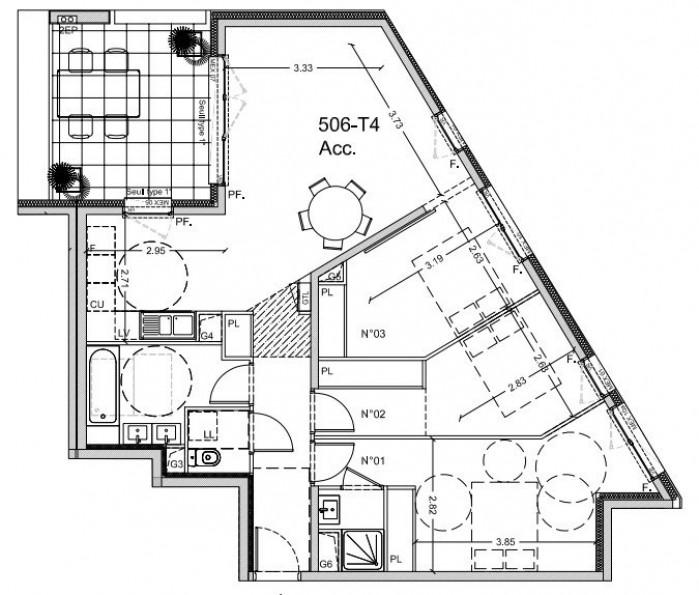 A vendre Montpellier 340693109 Aviso immobilier