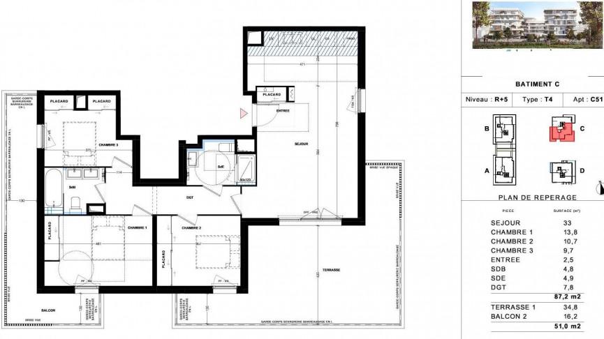 A vendre  Montpellier   Réf 340693126 - Aviso immobilier