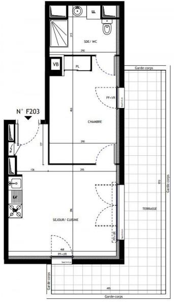 A vendre  Montpellier   Réf 340693168 - Aviso immobilier