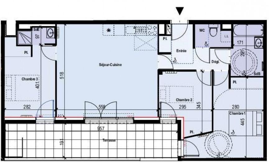 A vendre  Montpellier   Réf 340693326 - Aviso immobilier