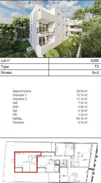 A vendre  Castelnau Le Lez | Réf 340693329 - Aviso immobilier