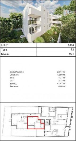 A vendre  Castelnau Le Lez   Réf 340693330 - Aviso immobilier