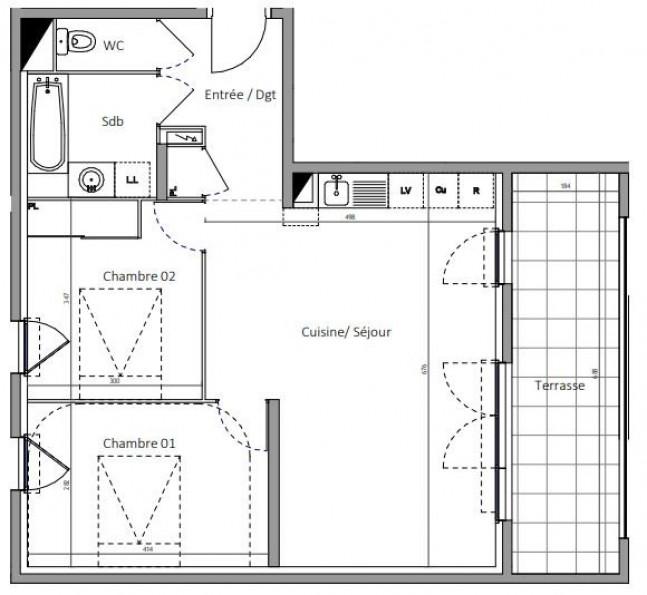 A vendre  Montpellier | Réf 340693370 - Aviso immobilier
