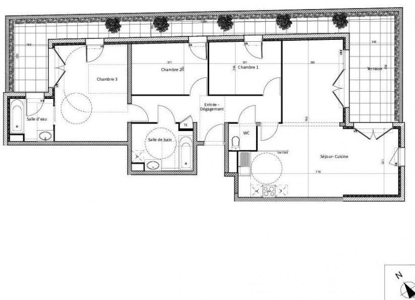 A vendre  Montpellier   Réf 340693455 - Aviso immobilier