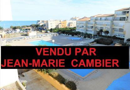 A vendre Appartement Le Cap D'agde | Réf 34070112311 - Abessan immobilier