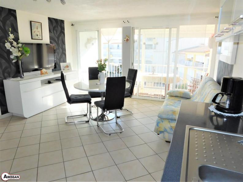A vendre Le Cap D'agde 34070112311 Abessan immobilier