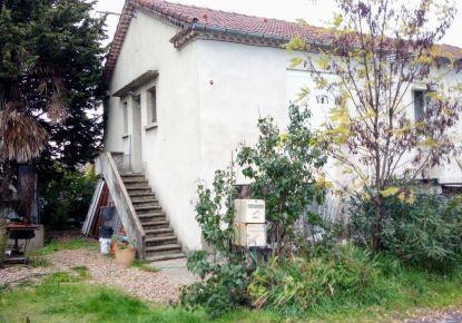 A vendre Maison mitoyenne Saint Privat Des Vieux | Réf 34070113551 - Abessan immobilier