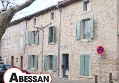 A vendre Villeneuve Minervois 34070115349 Abessan immobilier