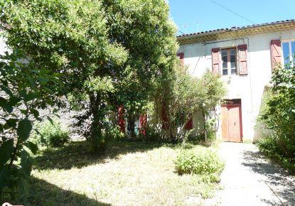 A vendre Maison en pierre Ales   Réf 34070116034 - Abessan immobilier