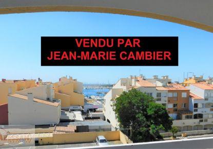 A vendre Le Cap D'agde 34070116528 Abessan immobilier
