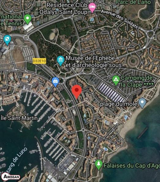 A vendre Le Cap D'agde 34070116697 Abessan immobilier