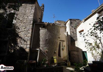A vendre Maison de ville Saint Pons De Thomieres | Réf 34070116764 - Abessan immobilier