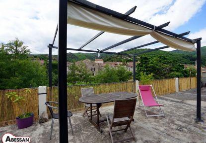 A vendre Maison de village Saint Pons De Thomieres   Réf 34070116913 - Abessan immobilier