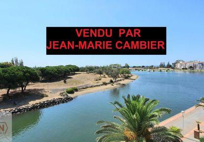 A vendre Appartement Le Cap D'agde | Réf 34070117348 - Abessan immobilier