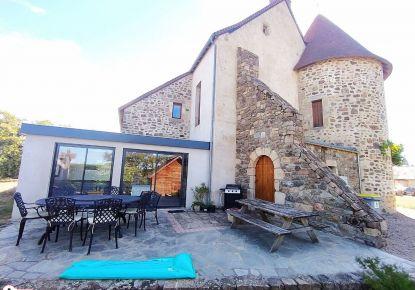 A vendre Château Marcillat En Combraille | Réf 34070117449 - Abessan immobilier
