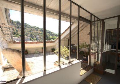 A vendre Maison de caractère Saint Pons De Thomieres | Réf 34070117578 - Abessan immobilier
