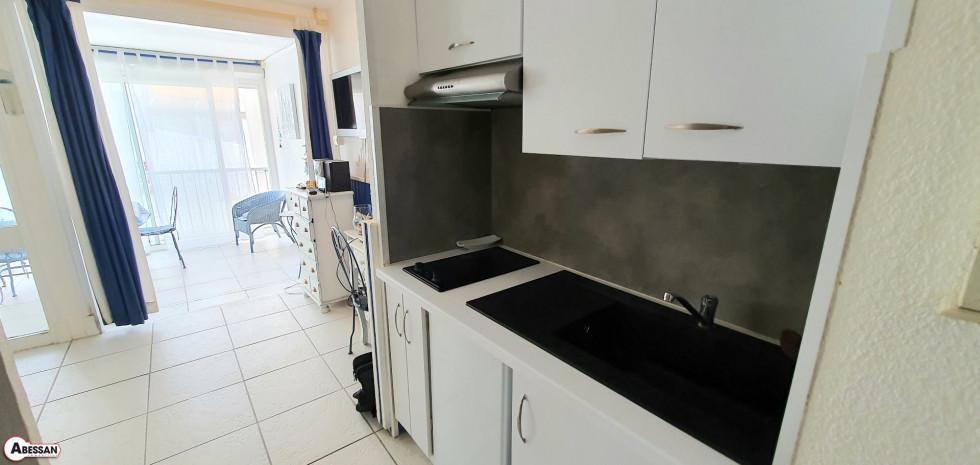 A vendre Le Cap D'agde 34070118416 Abessan immobilier