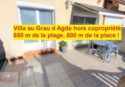 A vendre Maison Le Grau D'agde | Réf 34070118634 - Abessan immobilier
