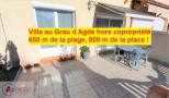 A vendre  Le Grau D'agde   Réf 34070118634 - Abessan immobilier