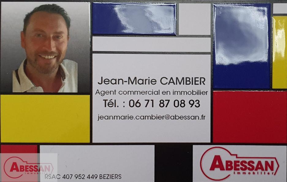A vendre Le Cap D'agde 34070118659 Abessan immobilier
