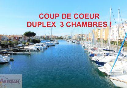 A vendre Appartement Le Cap D'agde | Réf 34070118851 - Abessan immobilier