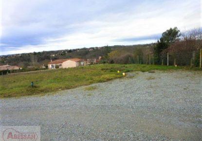 A vendre Terrain constructible Carmaux | Réf 34070119541 - Abessan immobilier