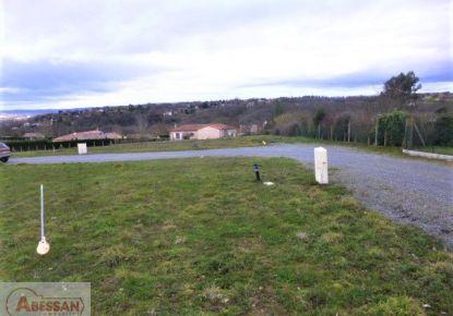 A vendre Terrain constructible Carmaux | Réf 34070119546 - Abessan immobilier