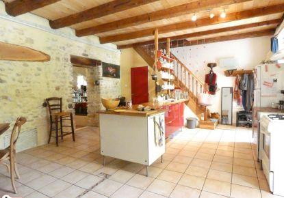 A vendre Maison en pierre Saint Hilaire De Brethmas | Réf 34070119770 - Abessan immobilier