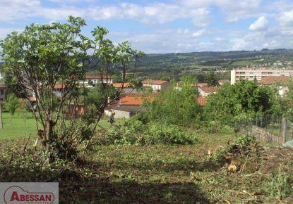 A vendre Terrain constructible Mazamet | Réf 34070119901 - Abessan immobilier