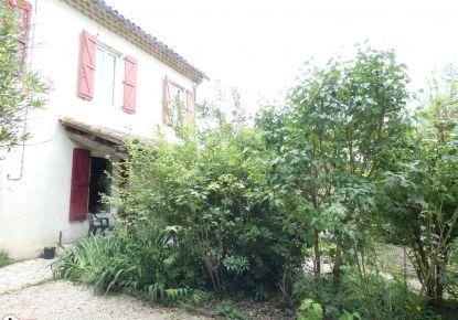 A vendre Maison en pierre Saint Hilaire De Brethmas | Réf 34070120201 - Abessan immobilier