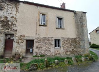 A vendre Maison en pierre Le Chauchet | Réf 34070120250 - Portail immo