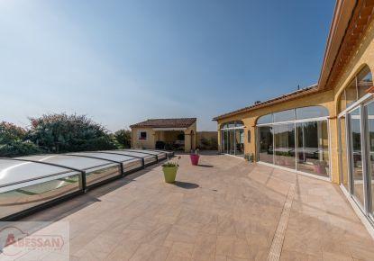 A vendre Maison Trausse   Réf 34070120363 - Abessan immobilier