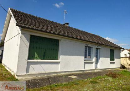 A vendre Maison Sancoins | Réf 34070120424 - Abessan immobilier