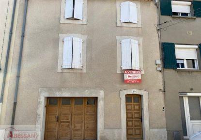A vendre Maison de ville Mazamet | Réf 34070120445 - Abessan immobilier