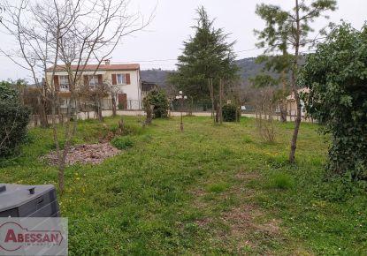 A vendre Terrain constructible Molieres Sur Ceze | Réf 34070120665 - Abessan immobilier
