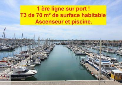 A vendre Appartement Le Cap D'agde | Réf 34070120692 - Abessan immobilier