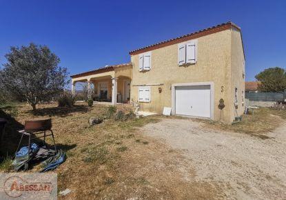 A vendre Maison individuelle Saint Hilaire De Brethmas | Réf 34070120807 - Abessan immobilier