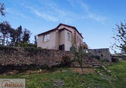A vendre Maison individuelle Peyrat La Noniere   Réf 34070120984 - Abessan immobilier