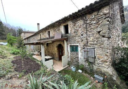 A vendre Château Genolhac   Réf 34070121124 - Abessan immobilier
