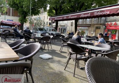 A vendre Brasserie Saint Pons De Thomieres | Réf 34070121265 - Abessan immobilier
