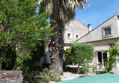A vendre Maison vigneronne Ginestas | Réf 34070121283 - Abessan immobilier