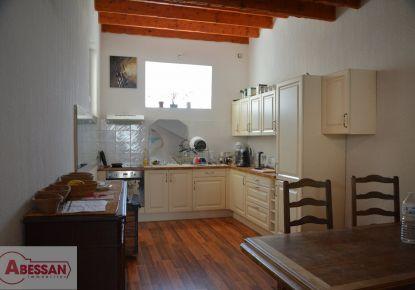A vendre Maison de village Autignac   Réf 34070121536 - Abessan immobilier
